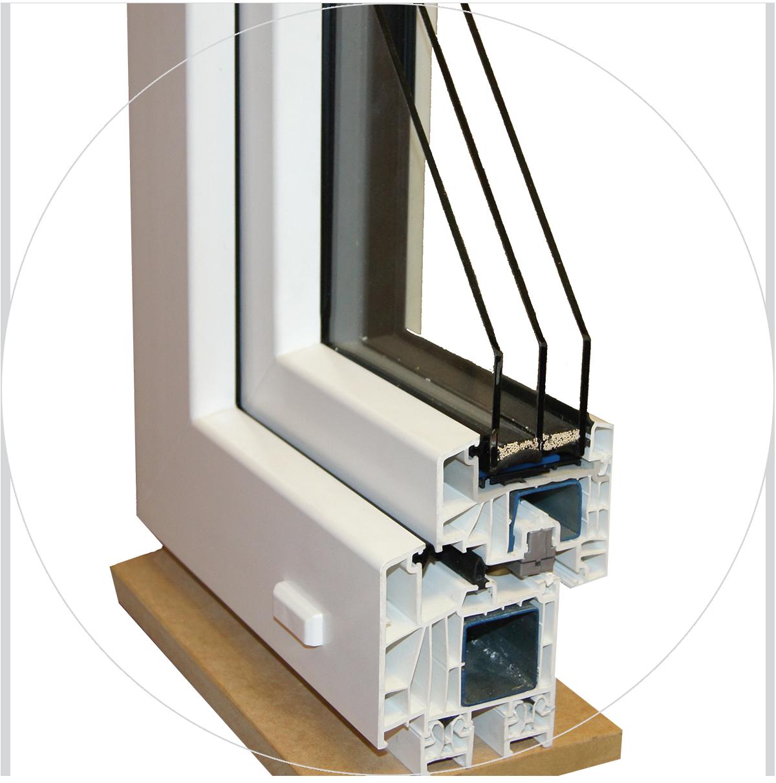 Energyline energyline plus w nde decken fenster individuell geplant vario haus - Fenster beschlagen zwischen den scheiben ...