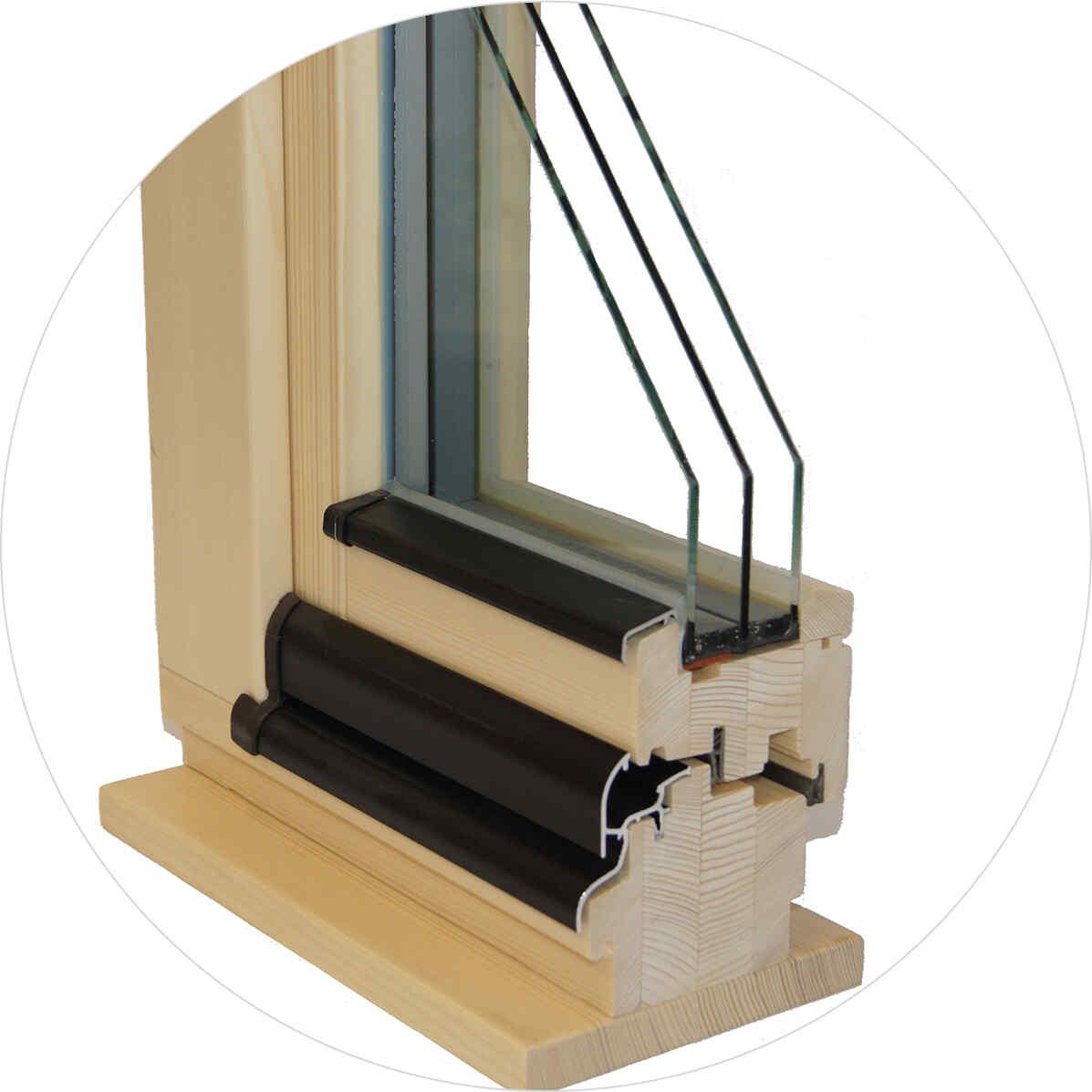 passivhausline w nde decken fenster individuell geplant vario haus fertigteilh user. Black Bedroom Furniture Sets. Home Design Ideas