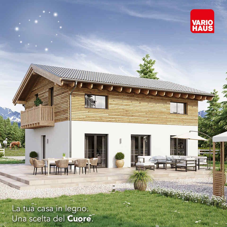 Casa Di Legno Costi demolizione e ricostruzione case in legno   vario-haus case