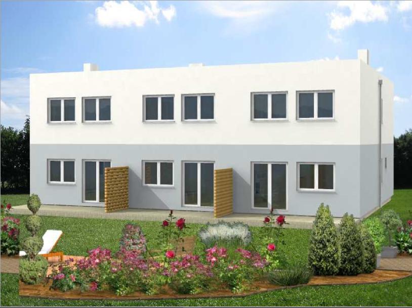 reihenhaus von first class real in enzesfeld n kaufen. Black Bedroom Furniture Sets. Home Design Ideas