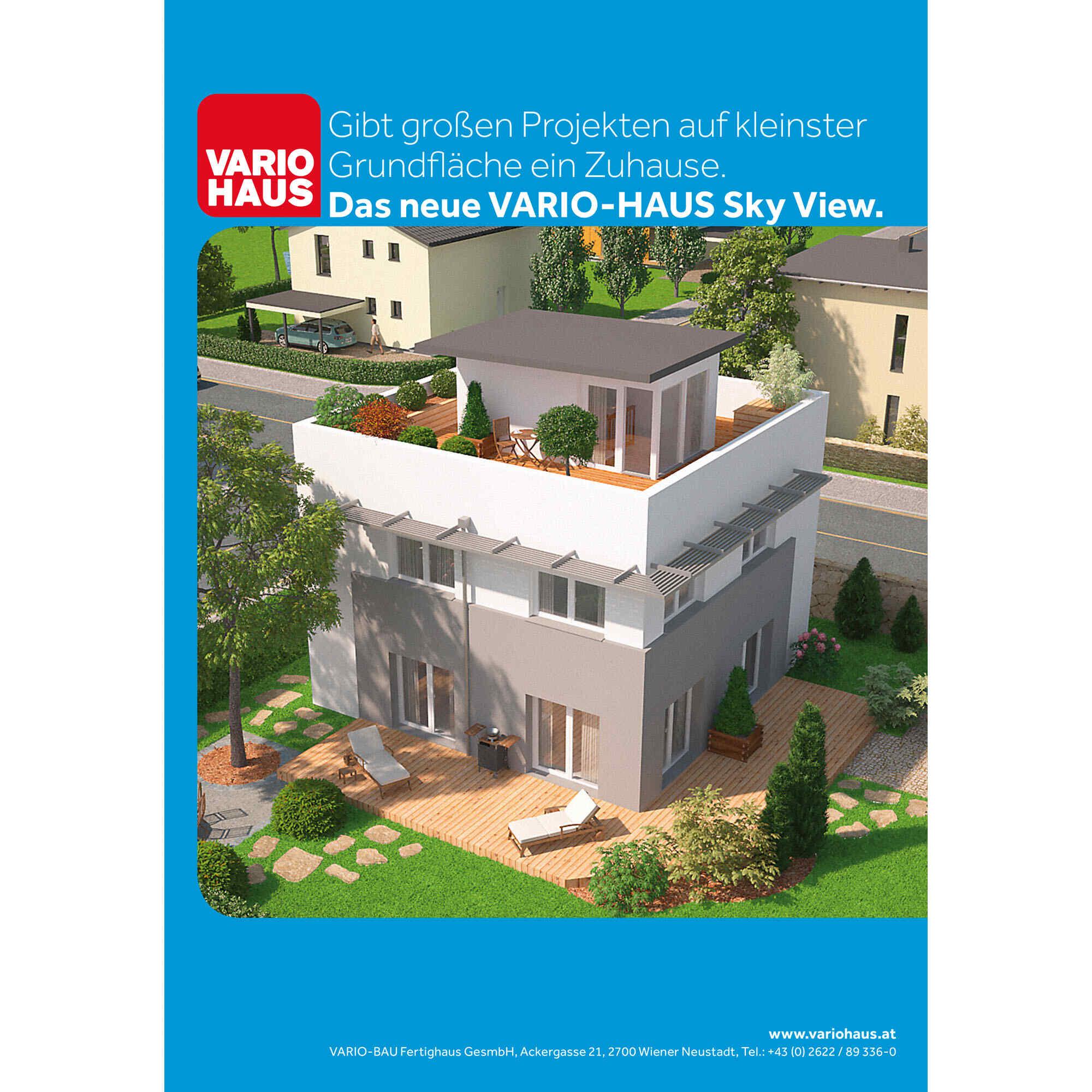 VARIO-HAUS Fertigteilhäuser