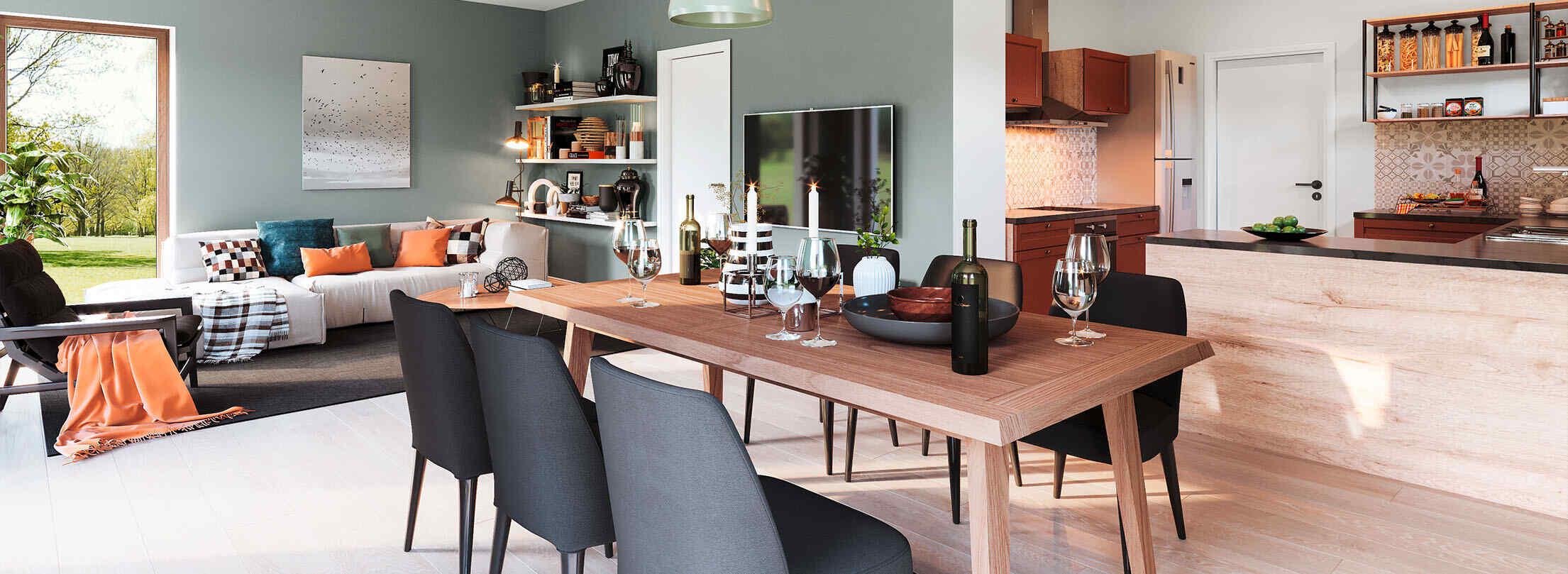 Legno Online Su Misura con vario haus puoi progettare la tua casa in legno