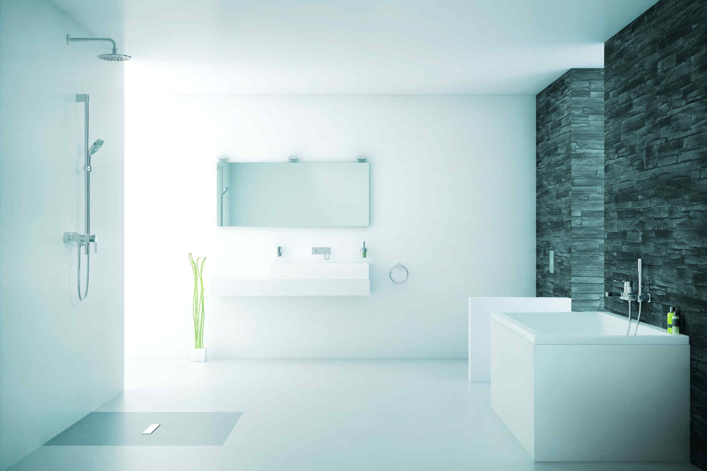 Pvc wandbelag f r k che k che renovieren aus alt mach neu for Badezimmer wandbelag