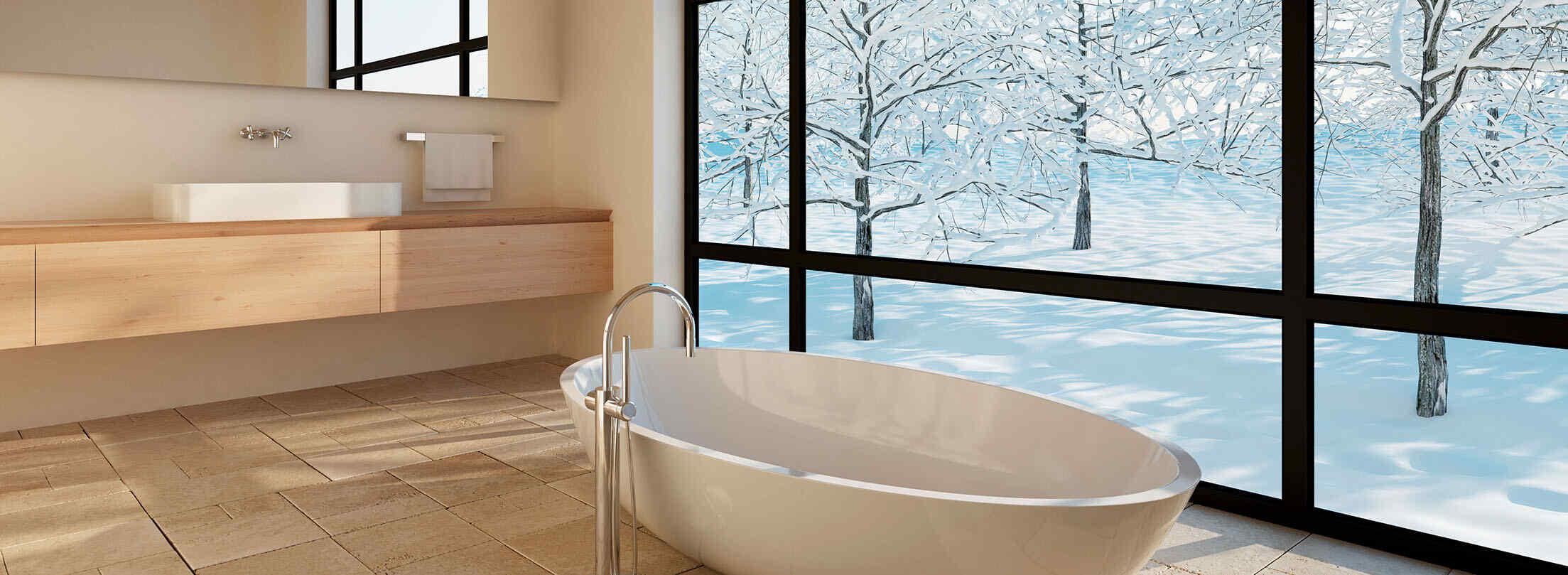 Moderne häuser innen bad  Badezimmer | Individuell geplant | VARIO-HAUS Fertigteilhäuser