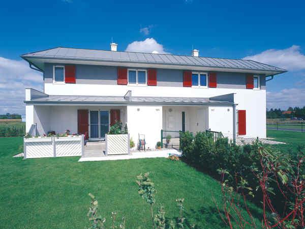 Maison préfabriquée Wohnanlage mit 40 Einheiten