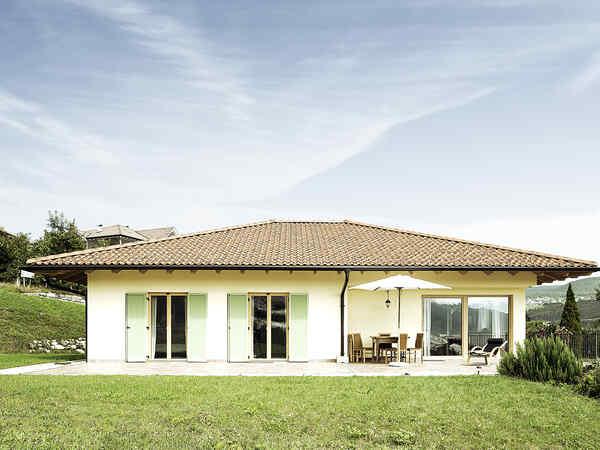 Prefabricated house famiglia Grandi