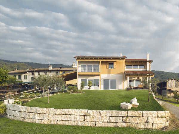 Maison préfabriquée famiglia Sartor