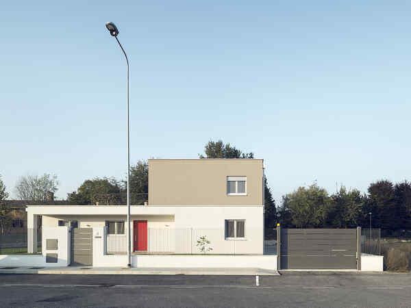 Prefabricated house famiglia Soregaroli