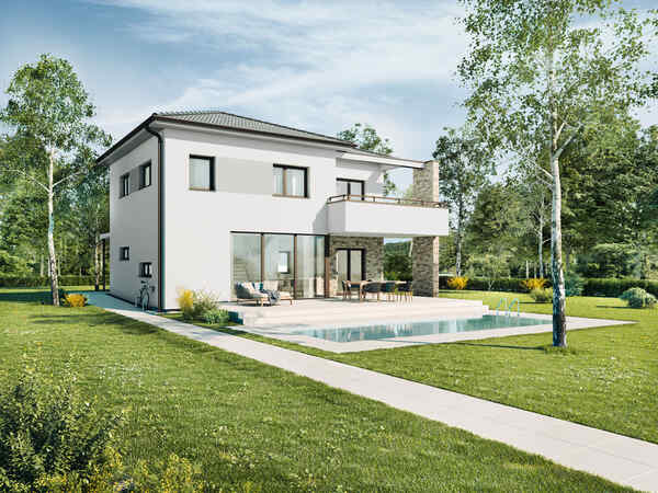 Prefabricated house New Design Esprit Small