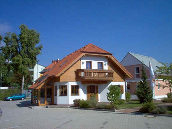 casa prefabbricata in legno Familie Poggatsch