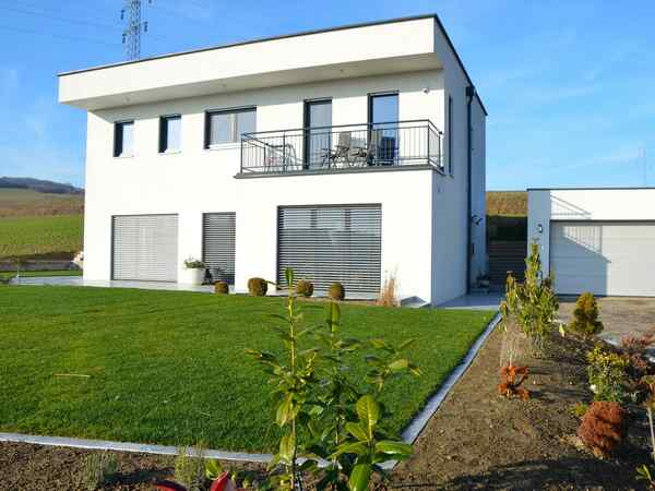 Prefabricated house Familie Seeger