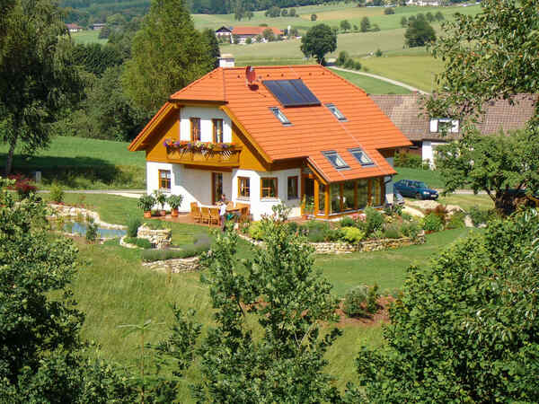 casa prefabbricata in legno Familie Leeb