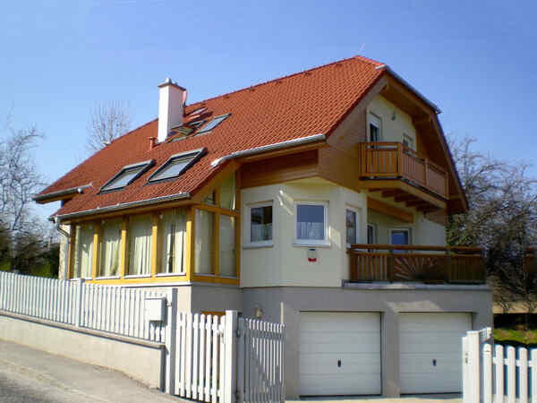 casa prefabbricata in legno Familie Birnbaumer