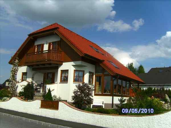 casa prefabbricata in legno Familie Semper