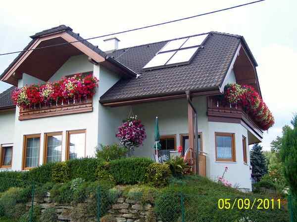 casa prefabbricata in legno Familie Heissenberger