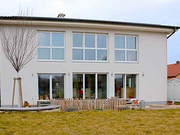 casa prefabbricata in legno Familie Seidl