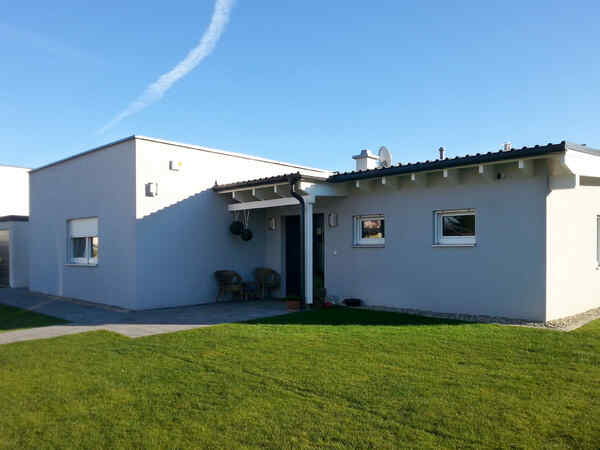 Prefabricated house Familie Znidar