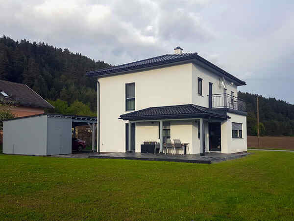 Prefabricated house Familie Marktl
