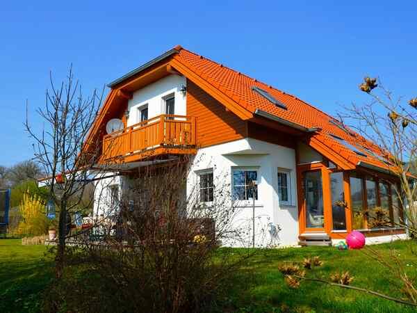 casa prefabbricata in legno Familie Sommer