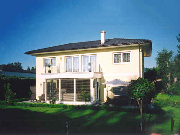 Prefabricated house Familie Weiß