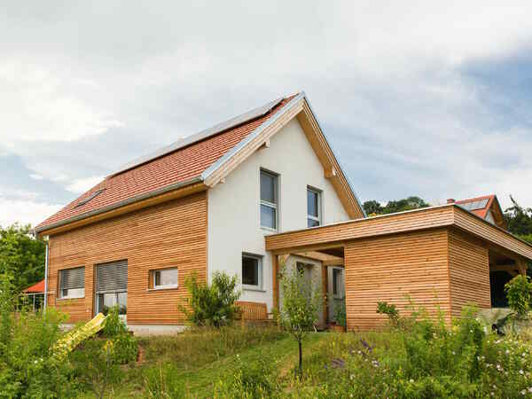 Prefabricated house Familie Schatz-Greinig