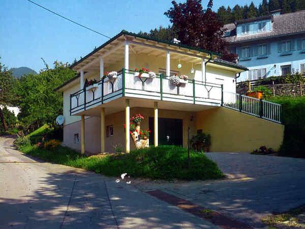 casa prefabbricata in legno Familie Wielscher