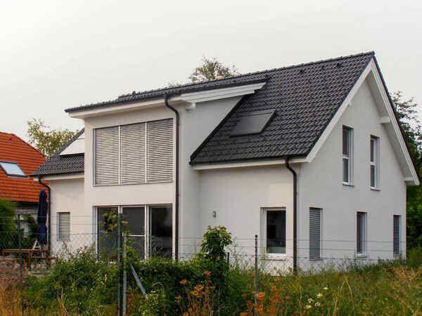 casa prefabbricata in legno Familie Baumgartner