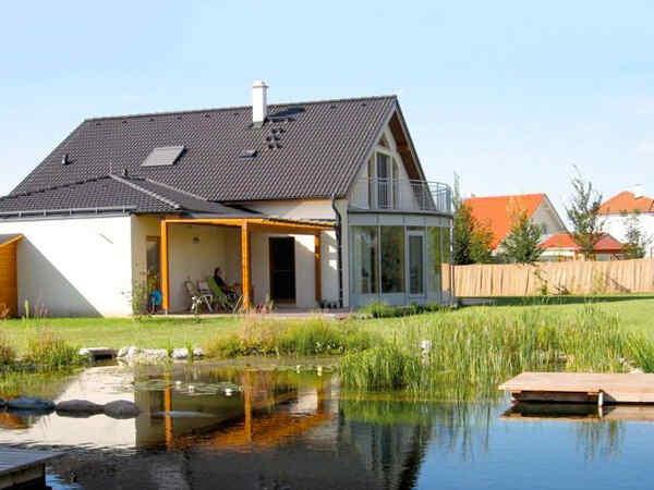 casa prefabbricata in legno Familie Hubmayr