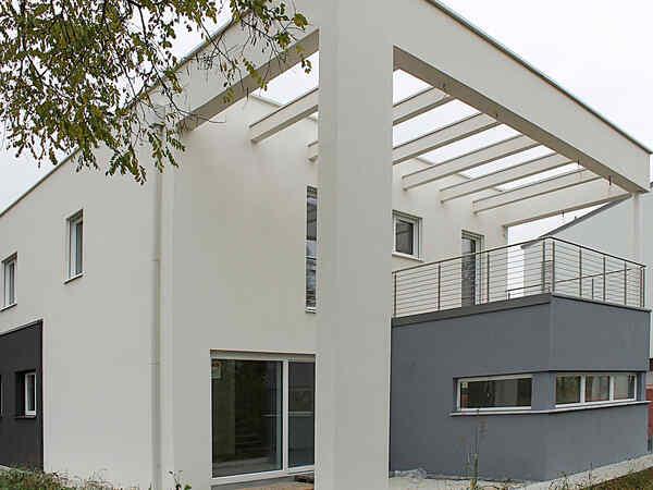 casa prefabbricata in legno famiglia Anfosso