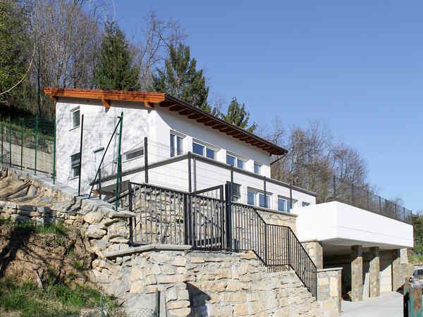 Prefabricated house famiglia Arnaboldi