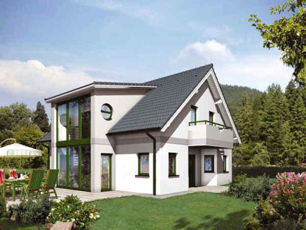 casa prefabbricata in legno Familie Heinrich