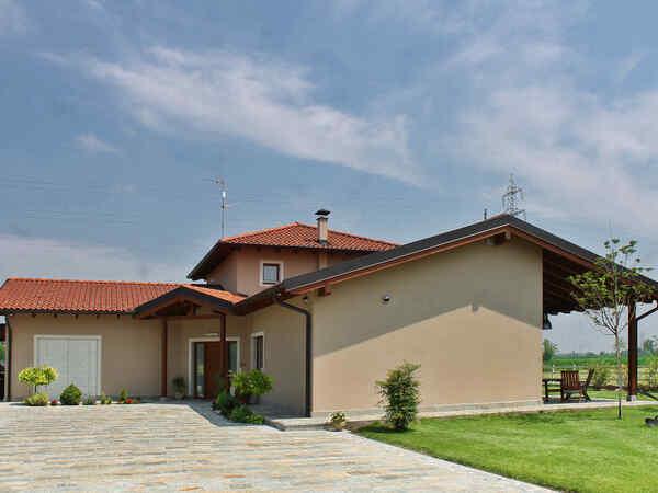 Prefabricated house famiglia Brocca