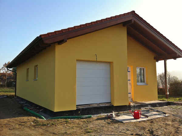 casa prefabbricata in legno famiglia Chittolini