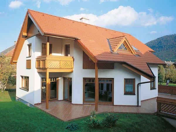 casa prefabbricata in legno Familie Bamberger