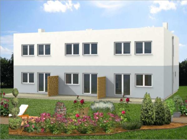 Fertighaus fertigteilhaus vario haus bauen for Reihenhaus bauen