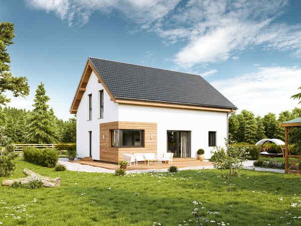 casa prefabbricata in legno Family Classic