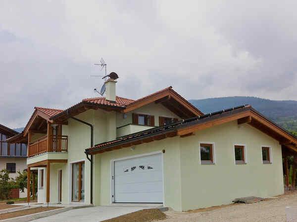 Prefabricated house famiglia Fellin