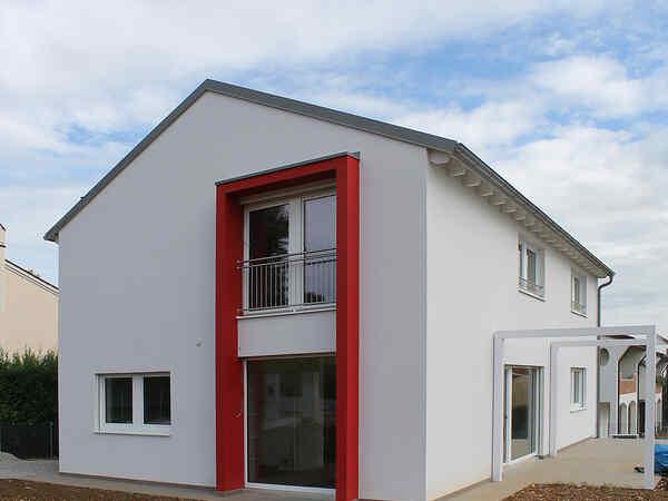 casa prefabbricata in legno famiglia Fileccia