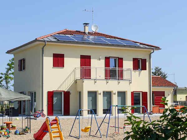 Prefabricated house famiglia Gasparotto