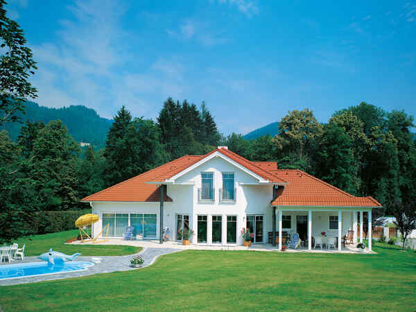 "Prefabricated house Architects ""Landhaus Salzburg"""