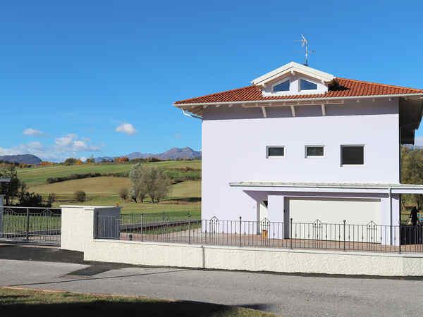 casa prefabbricata in legno famiglia Barbaro