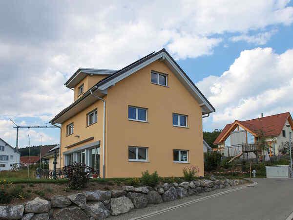 casa prefabbricata in legno Familie Lutz