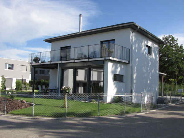 Prefabricated house Familie Sammer