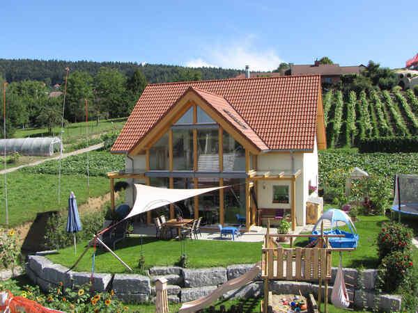casa prefabbricata in legno Familie Pleisch