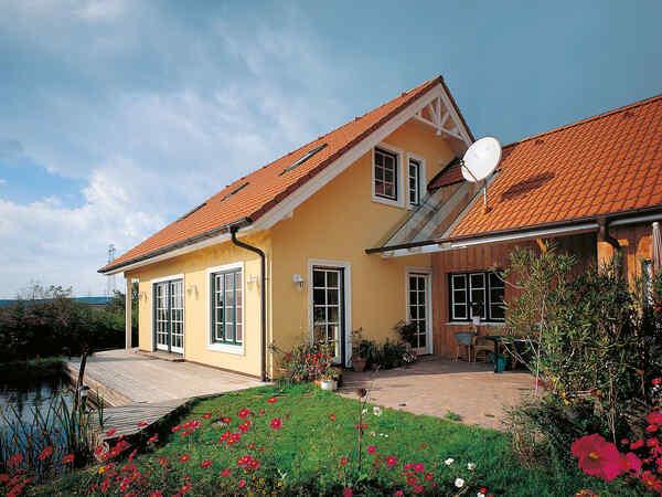 casa prefabbricata in legno Familie Gasser