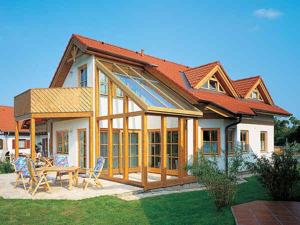 casa prefabbricata in legno Familie Kainz