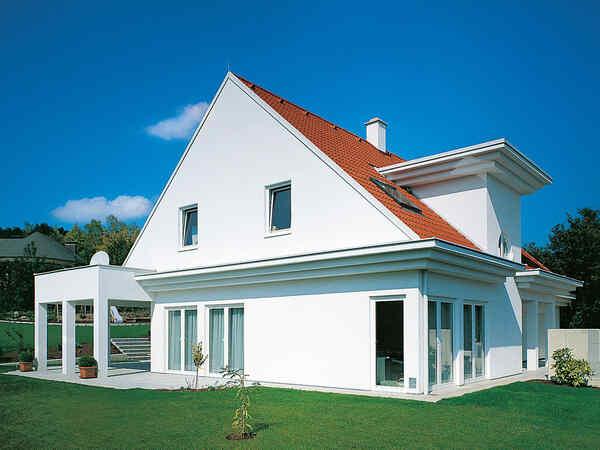 casa prefabbricata in legno Familie Loistl