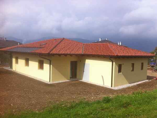 Prefabricated house famiglia Micheli