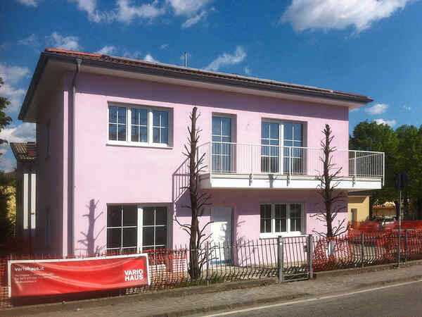Prefabricated house famiglia Molinari