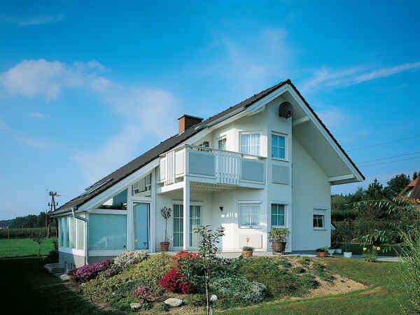 casa prefabbricata in legno Familie Schneider